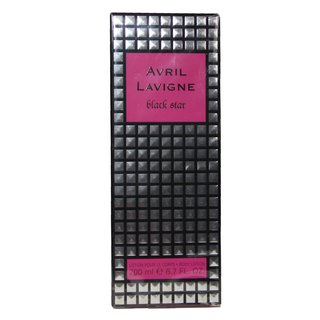 Avril Lavigne black star Body Lotion 200 ml