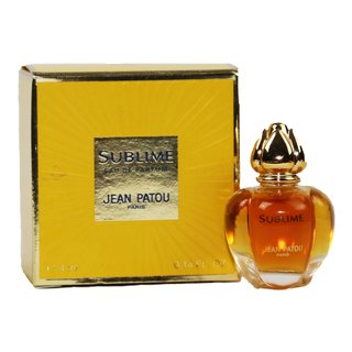 Jean Patou Sublime Eau de Parfum Miniatur 4 ml EDP in Box