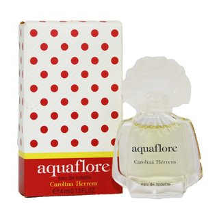 Carolina Herrera Aquaflore Eau de Toilette Miniatur 4 ml EDT in Box