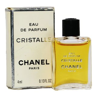 Chanel Cristalle Eau de Parfum Miniatur 4 ml EDP in Box