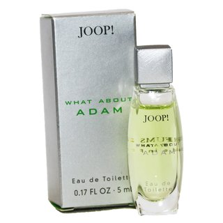 Joop! What About Adam Eau de Toilette Miniatur 5 ml EDT in Box
