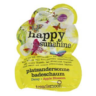Treaclemoon happy sunshine platzandersonne Badeschaum 80 g.