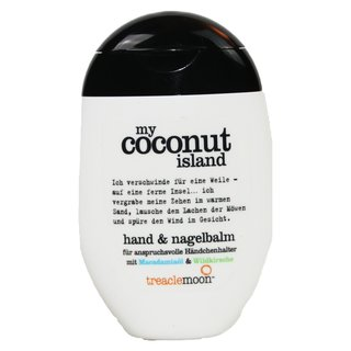 Treaclemoon my coconut island Hand & Nagelbalm 75 ml