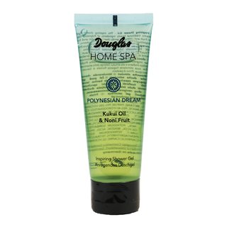 Douglas Home Spa Polynesian Dream Kukui Oil & Noni Fruit Duschgel 75 ml