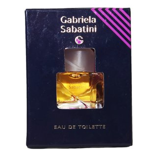 Gabriela Sabatini Eau de Toilette Miniatur 3  ml EDT in Box