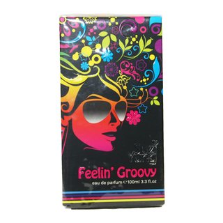 Suzi Yung Feelin Groovy Eau de Parfum Spray 100 ml