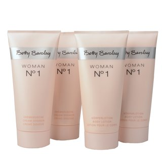 Betty Barclay Woman No.1 2 x Duschgel 100 ml + 2 x Bodylotion 100 ml im Set