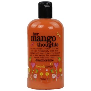 Treaclemoon her mango thoughts Duschcreme 500 ml