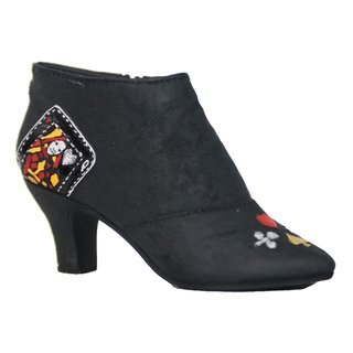 Just the right Shoe Art. 25325 Modell Queen of Hearts Boot schwarz-bunt