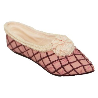 Just the right Shoe Art. 25086 Modell Truffles rosa-beige